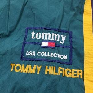 Tommy Hilfiger Jackets & Coats - VTG 90's Tommy Hilfiger Windbreaker Jacket